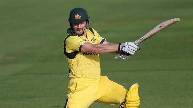 Shane Watson - cricket