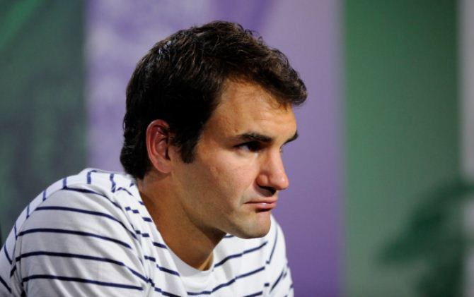 federer retirement talk