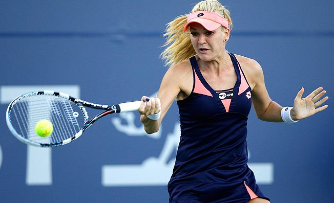 Agnieszka Radwanska Bank of The West Classic