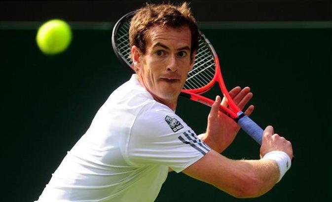 Andy Murray wimbledon 2
