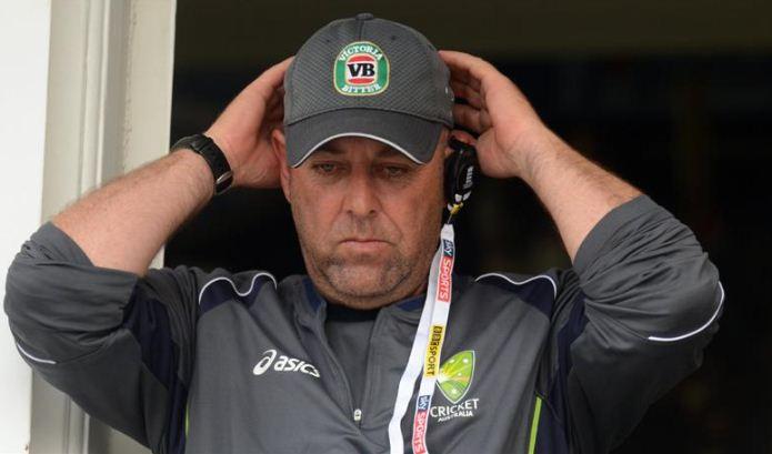 Australia coach Darren Lehmann Ashes series