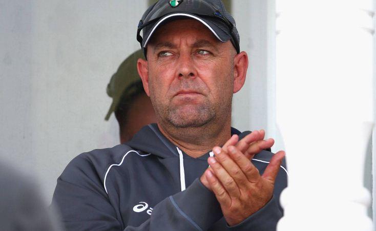 Australia coach Darren Lehmann told batsmen Ashes Test