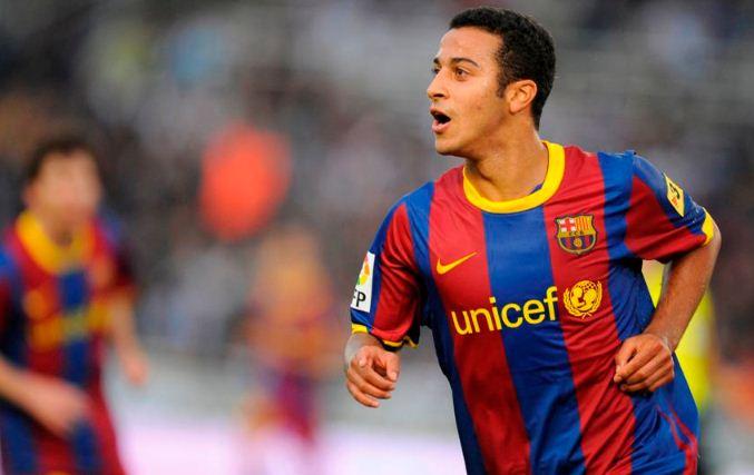 Bayern Munich to sign Thiago Alcantara bundesliga