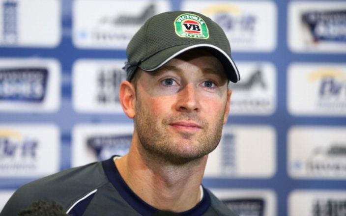 Brad Haddin Australia  Ashes cricket