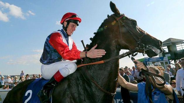 Chicquita trainer Alain de Royer-Dupre horse racing
