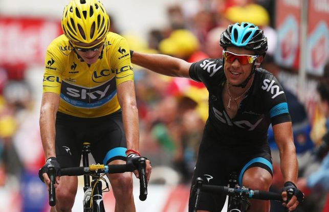 Chris Froome Tour de France penalty