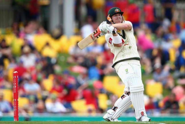 David Warner australia cricket