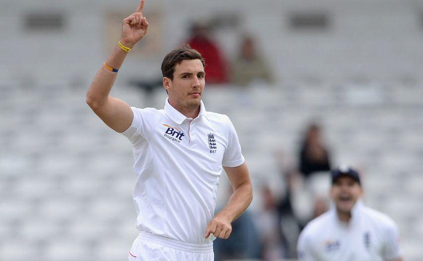 England bowler Steve Finn confident first Ashes Test