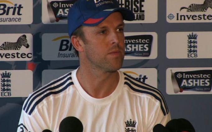 England spinner Graeme Swann ashes cricket