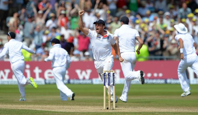 England squad play Ashes Test