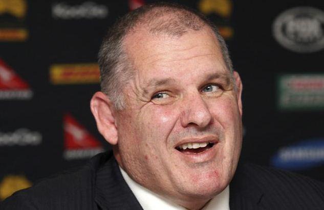 Ewen McKenzie rugby union