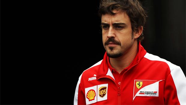 Ferrari boss Luca di Montezemolo reminded driver Fernando Alonso