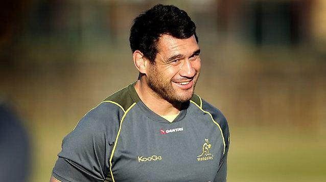 George Smith  rugby union australia
