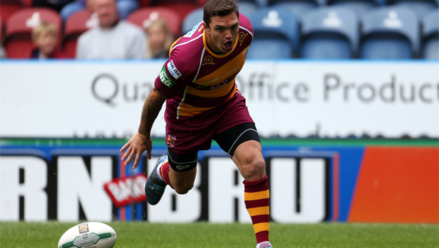 Huddersfield Giants Danny Brough deal West Yorkshire outfit