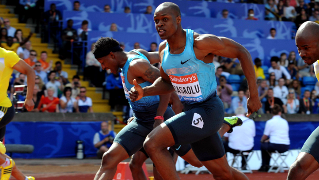 James Dasaolu confident Athletics World Championships