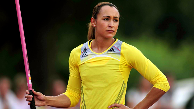 Jessica Ennis-Hill World Athletics Championships injury