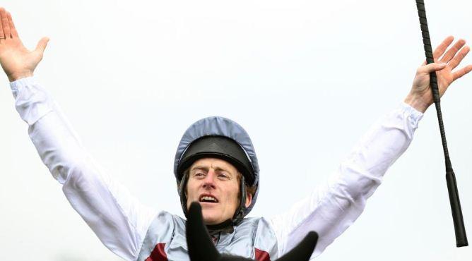 Jockey Johnny Murtagh partner French challenger Chicquita Irish Oaks