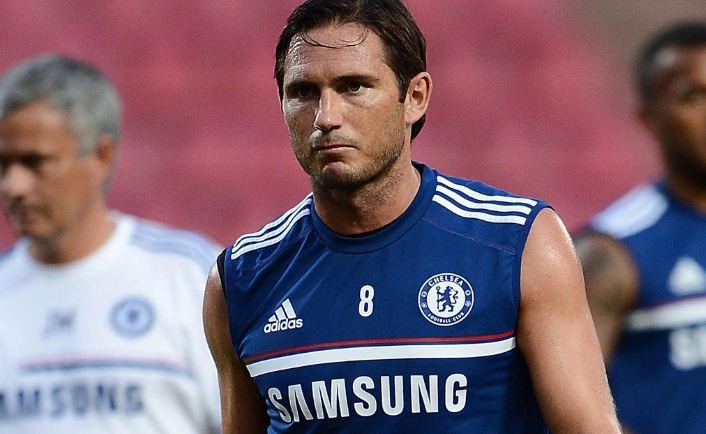 Jose Mourinho  Chelsea Frank Lampard
