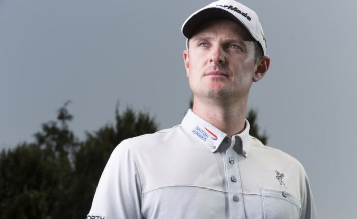 Justin Rose back in Open Championship