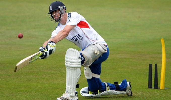 Kevin Pietersen Ashes Test calf strain