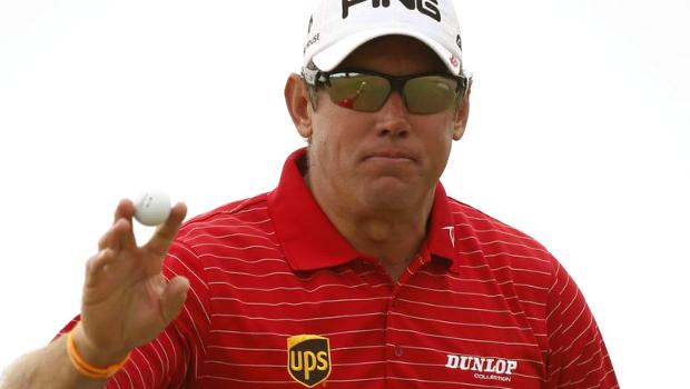 Lee Westwood US PGA Championship