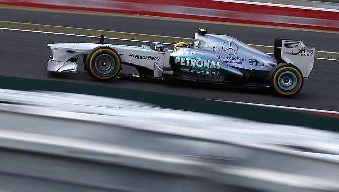 Lewis hamilton german gp 5th
