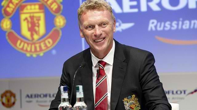 Manchester United Moyes happy about transfer