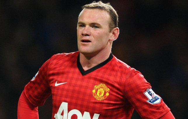 Manchester United Wayne Rooney contacts