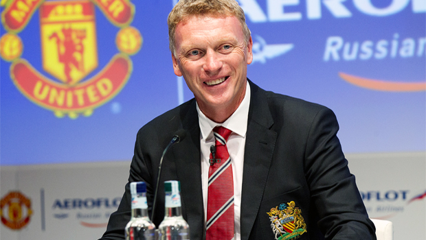 Manchester United boss David Moyes Kitchee FC Hong Kong