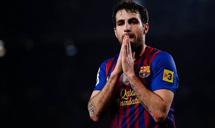 Manchester United move Barcelona Cesc Fabregas EPL