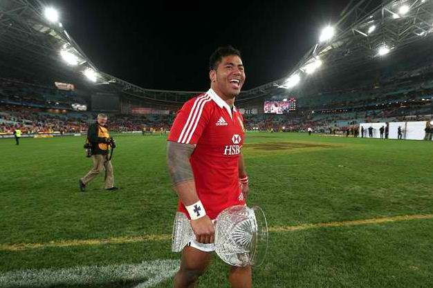 Manu Tuilagi british and lions