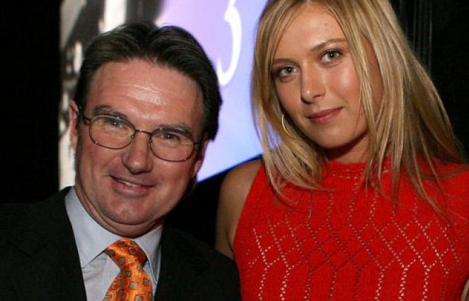 Maria Sharapova join force with Jimmy Conno
