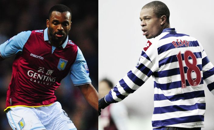 Newcastle wants Darren Bent and Loic Remy aston qpr