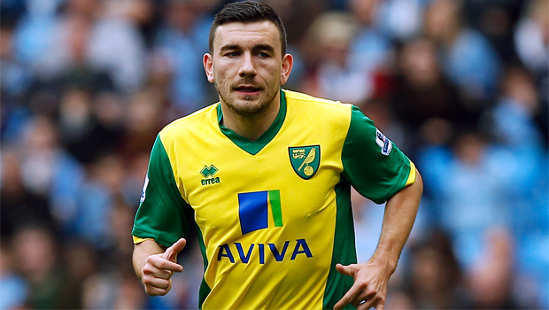 Norwich City Robert Snodgrass
