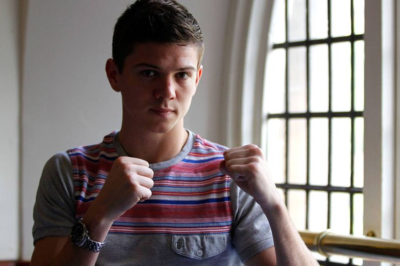 Olympic gold medallist Luke Campbell goes pro debut
