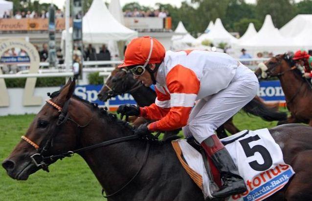 Pastorius horse racing