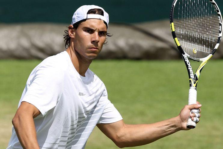Rafael Nadal US Open knee injury