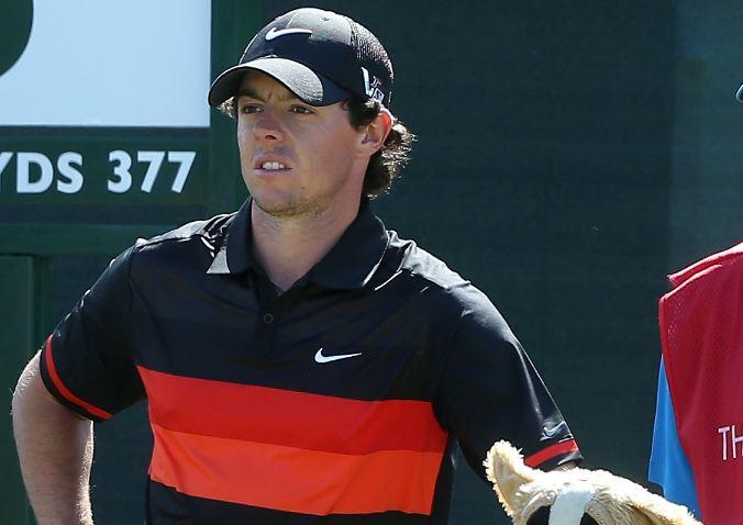 Rory McIlroy US PGA Championship Open Championship