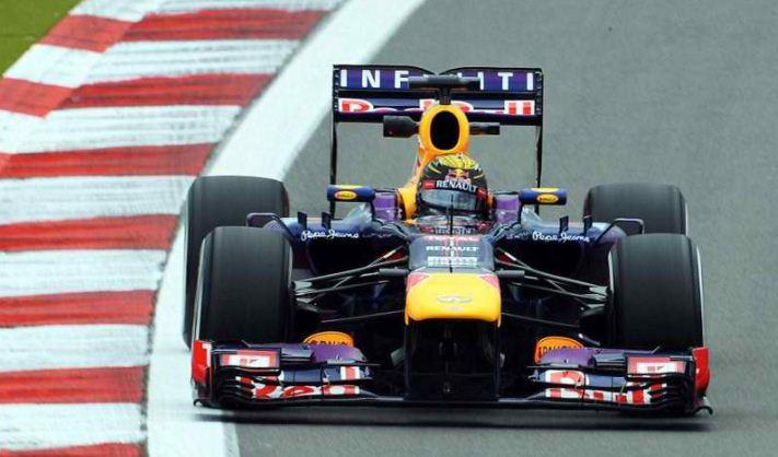 Sebastian Vettel german gp