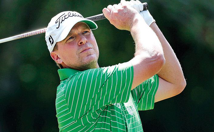 Steve Stricker golf