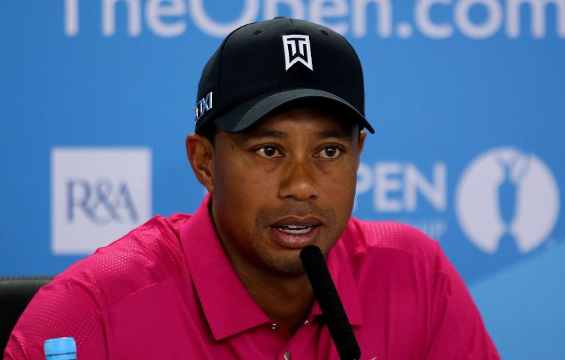 Tiger Woods optimistic 15th title Open Championship