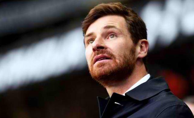 Tottenham manager Andre Villas-Boas Barcelona