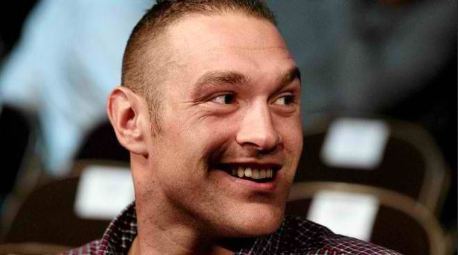 Tyson Fury takes on Klitschko brothers