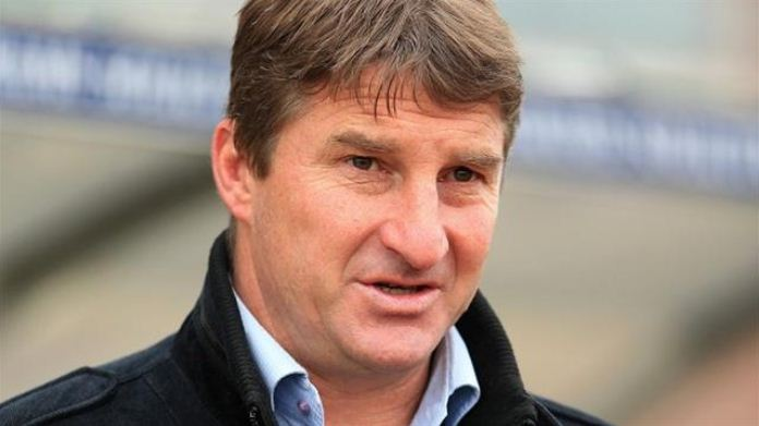 Warrington coach Tony Smith