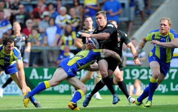 Wolves avoid Warriors super league rugby