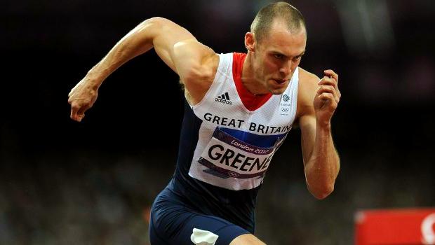 World 400m hurdles champ Dai Greene