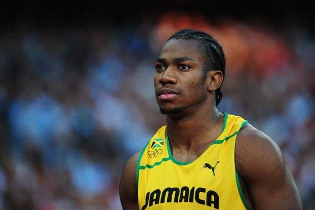 Yohan Blake pulled out World Athletics Championship