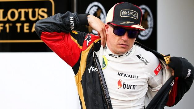 lotus Kimi Raikkonen remain up until 2014