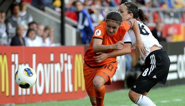 women's Euro champions Germany 0-0 draw Netherlands