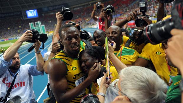 2013 World Athletics Championships Usain Bolt